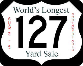 Northwest Ohio | US 127 Yard Sale | Worlds Longest Yard Sale